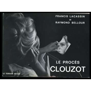 LE PROCES CLOUZOT Softcover Book 154p - 1964 - F. Lacassin, Le Terrain Vague