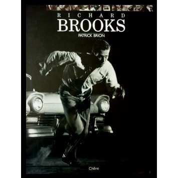 RICHARD BROOKS Hardcover Book 239p - 1986 - Patrick Brion, Chêne