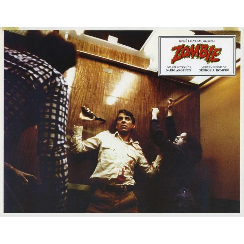 ZOMBIE Photo de film N2 21x30 - 1979 - Tom Savini, George A. Romero