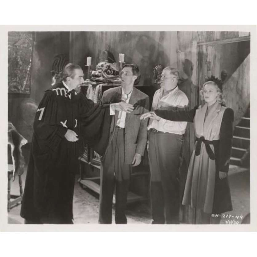 VOODOO MAN US Still N2 8x10 - R1970 - William Beaudine, Bela Lugosi