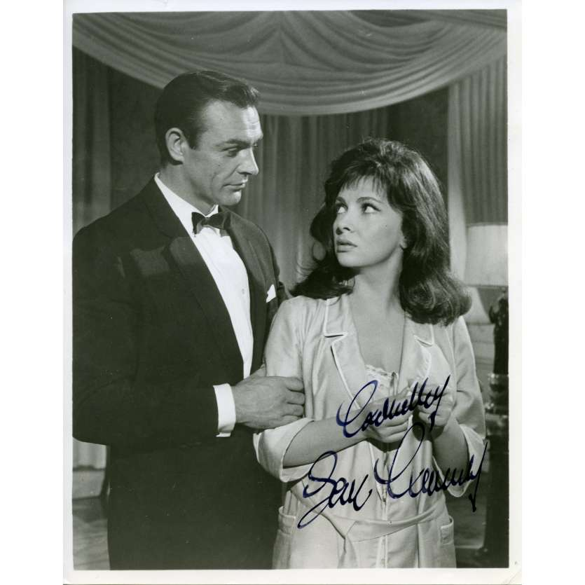 SEAN CONNERY French Signed Still 7x9,5 - 1968 - ,
