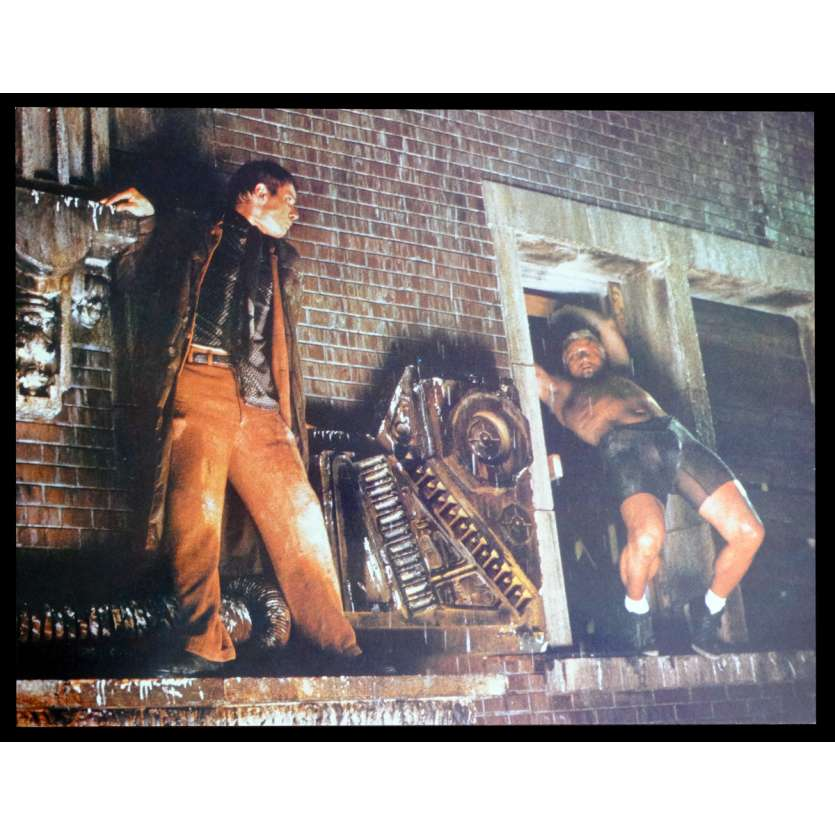 BLADE RUNNER US Lobby Card N4 11x14 - 1982 - Ridley Scott, Harrison Ford