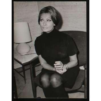 SOPHIA LOREN US Movie Still N2 8x10 - 1968 - , SOPHIA LOREN