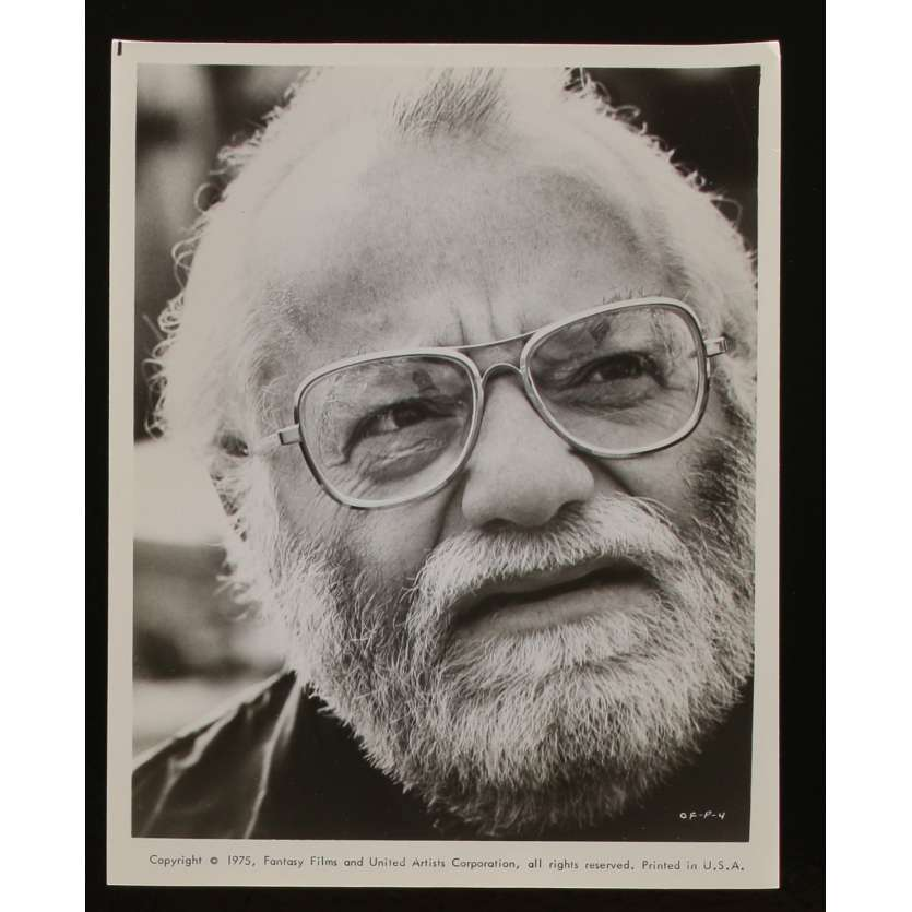 ONE FLEW OVER THE CUCKOO'S NEST US Movie Still N1 8x10 - 1975 - Milos Forman, Jack Nicholson