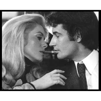 LA CHAMADE Photo de presse N19 20x25 - 1968 - Catherine Deneuve, Françoise Sagan