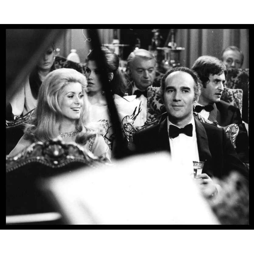 LA CHAMADE Photo de presse N22 20x25 - 1968 - Catherine Deneuve, Françoise Sagan