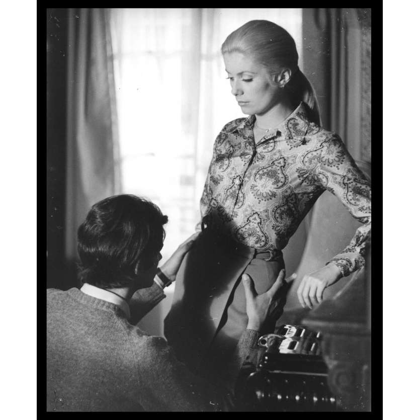 LA CHAMADE US Movie Still N25 8x10 - 1968 - Françoise Sagan, Catherine Deneuve