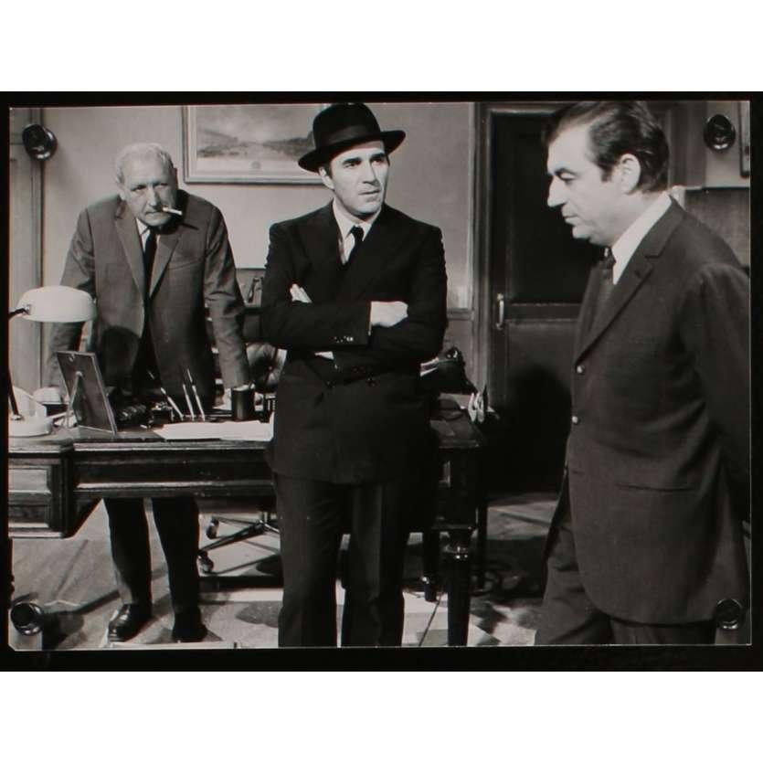 MAX AND THE JUNKMEN US Movie Still N3 8x10 - 1971 - Claude Sautet, Philippe Noiret