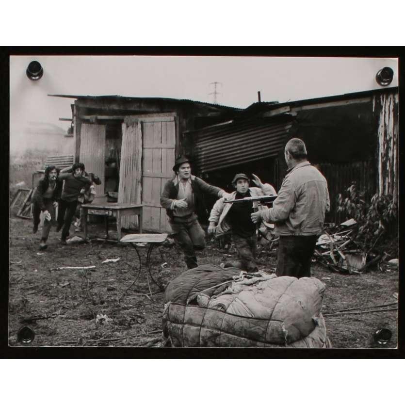 MAX ET LES FERAILLEURS Photo de presse N4 20x25 - 1971 - Philippe Noiret, Claude Sautet