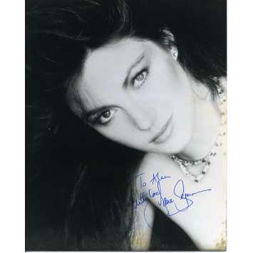 JANE SEYMOUR US Signed Still 8x10 - 1970'S - ,