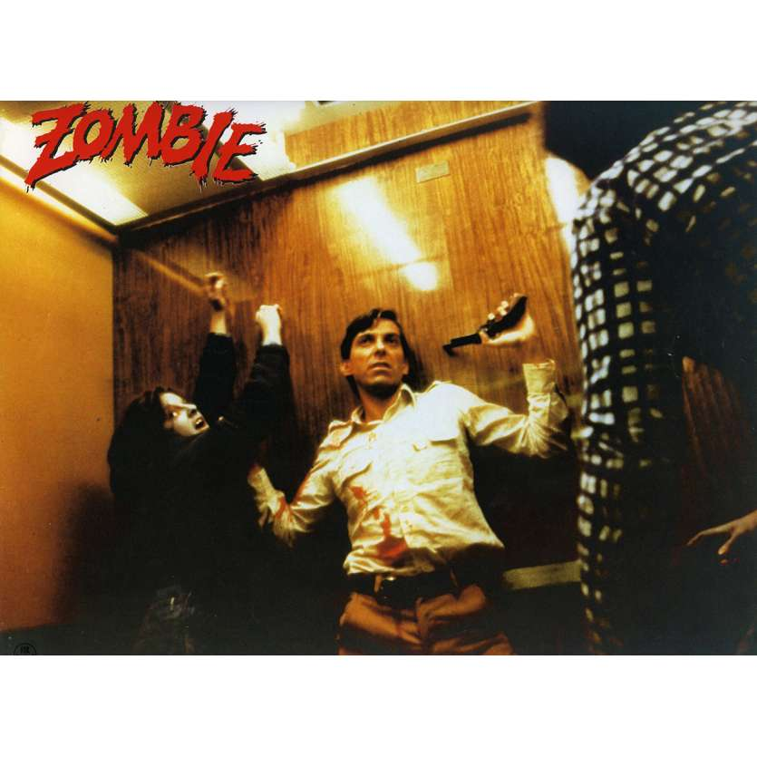 ZOMBIE Photo de film N1 20x30 - 1979 - Ken Foree, George A. Romero