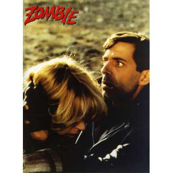 ZOMBIE Photo de film N7 20x30 - 1979 - Ken Foree, George A. Romero
