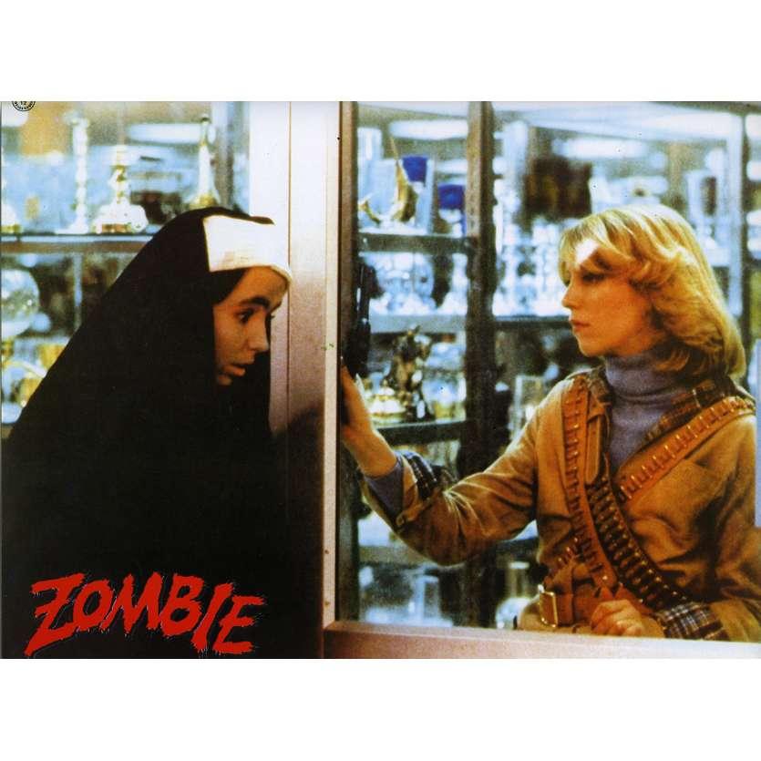 DAWN OF THE DEAD German Lobby Card N12 8x12 - 1979 - George A. Romero, Ken Foree