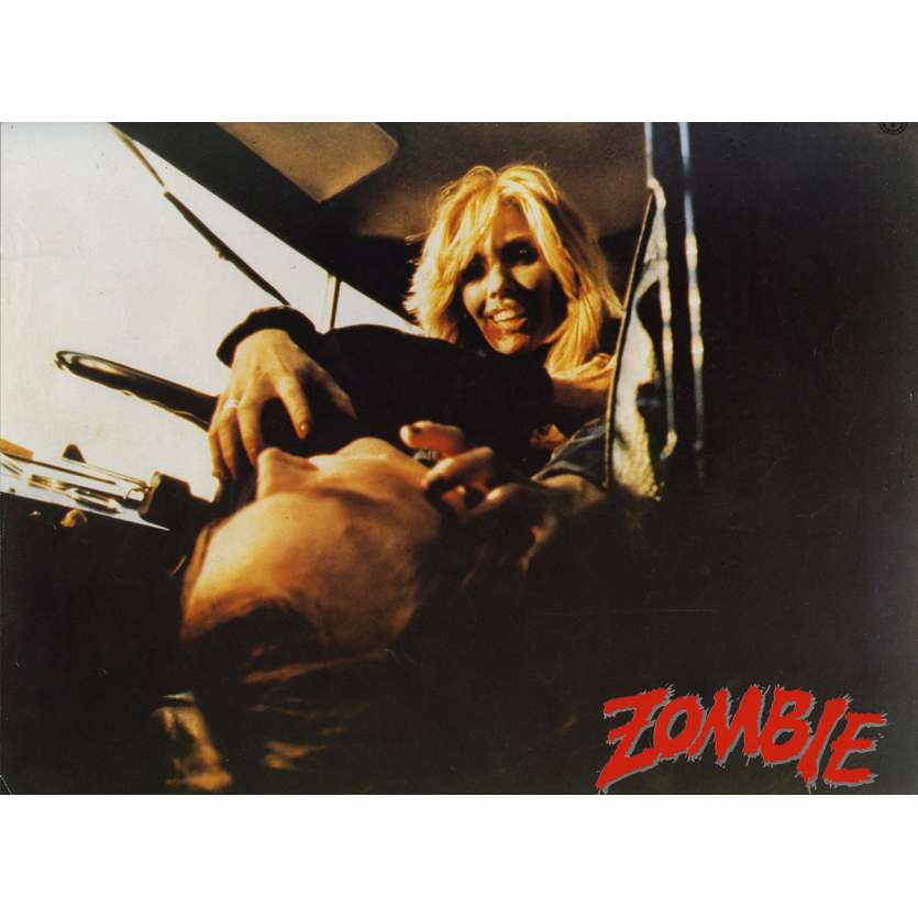 ZOMBIE Photo de film N13 20x30 - 1979 - Ken Foree, George A. Romero