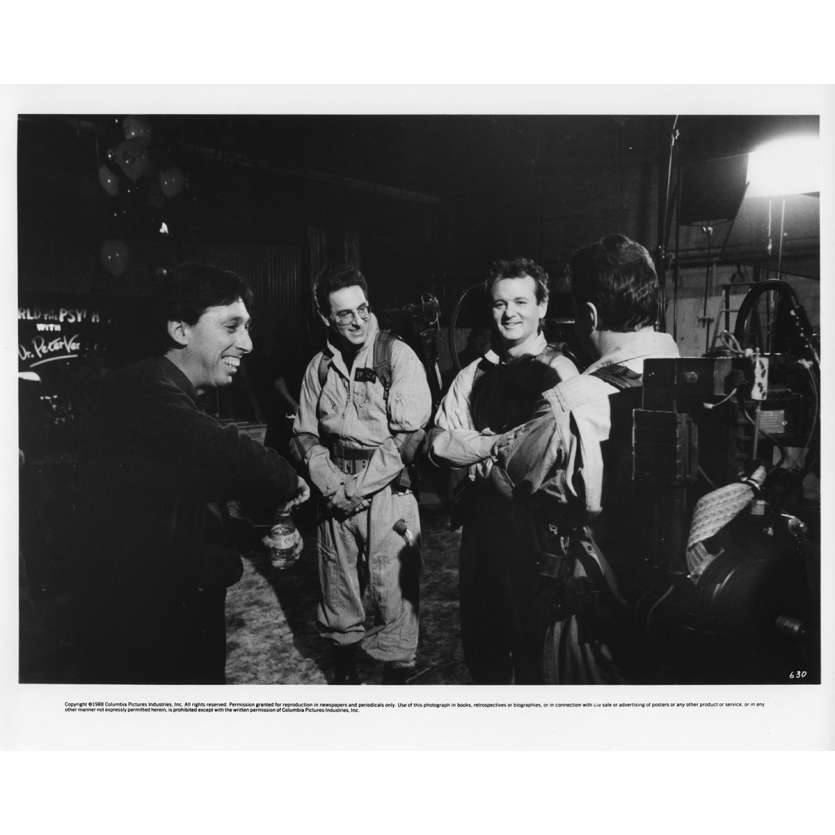 GHOSTBUSTERS 2 Photo de presse N8 20x25 - 1989 - Bill Murray, Harold Ramis