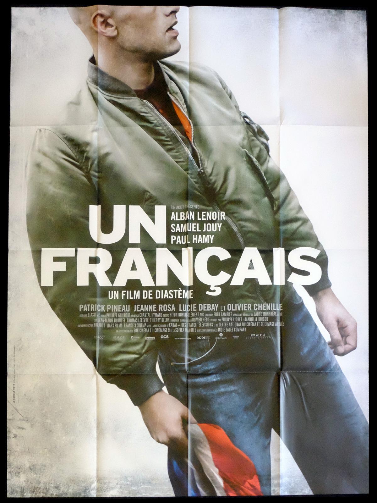 Últimas películas que has visto - (Las votaciones de la liga en el primer post) Un-francais-french-movie-poster-47x63-2015-diasteme-alban-lenoir