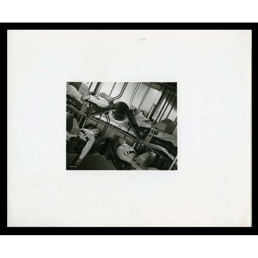 DESTINATION LUNE Photo de presse 20x25 - 1960 - John Archer, Irvin Pichel
