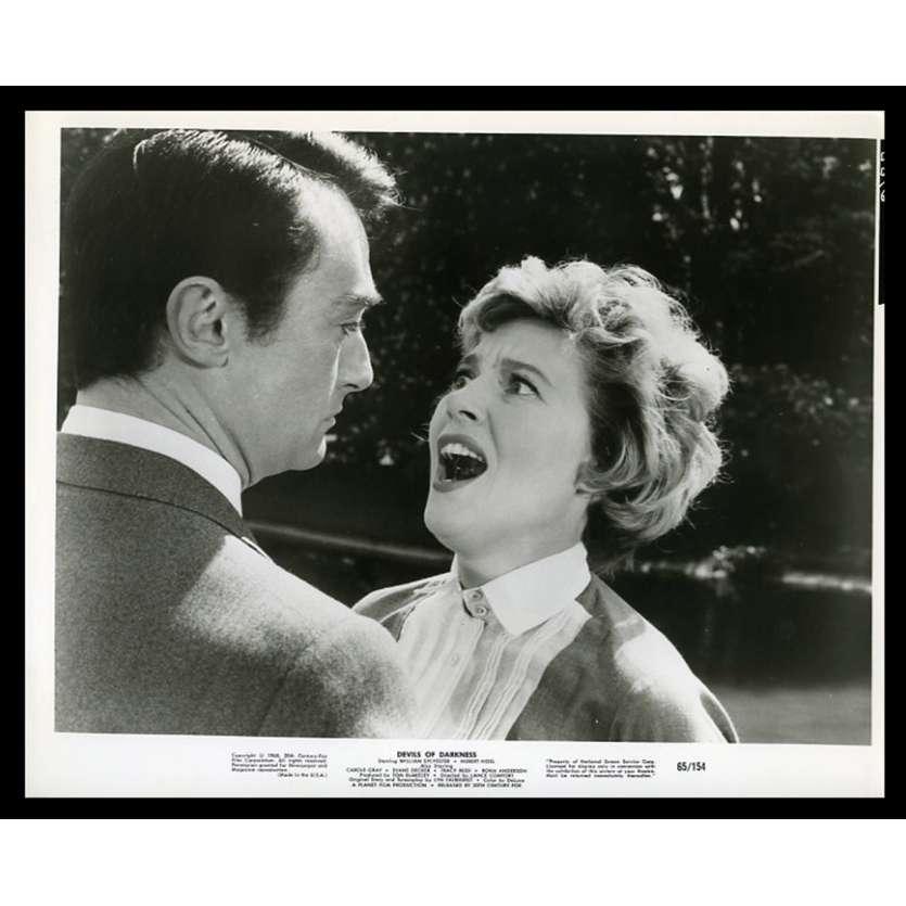 ORGIE SATANIQUE Photo de presse 20x25 - 1965 - William Sylvester, Lance Comfort