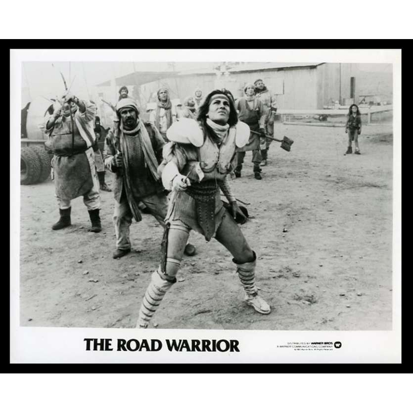 MAD MAX II THE ROAD WARRIOR US Movie Still 8X10 - 1982 - George Miller, Mel Gibson