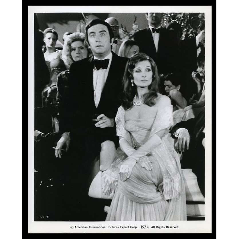MADHOUSE US Movie Still N2 8X10 - 1974 - Jim Clark, Vincent Price