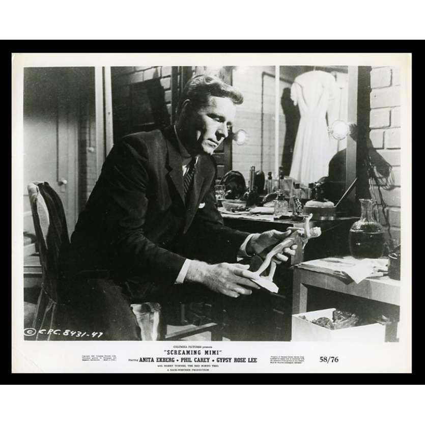 LE BALLET DU DESIR Photo de presse 20x25 - 1958 - Anita Ekerg, gerd Oswald