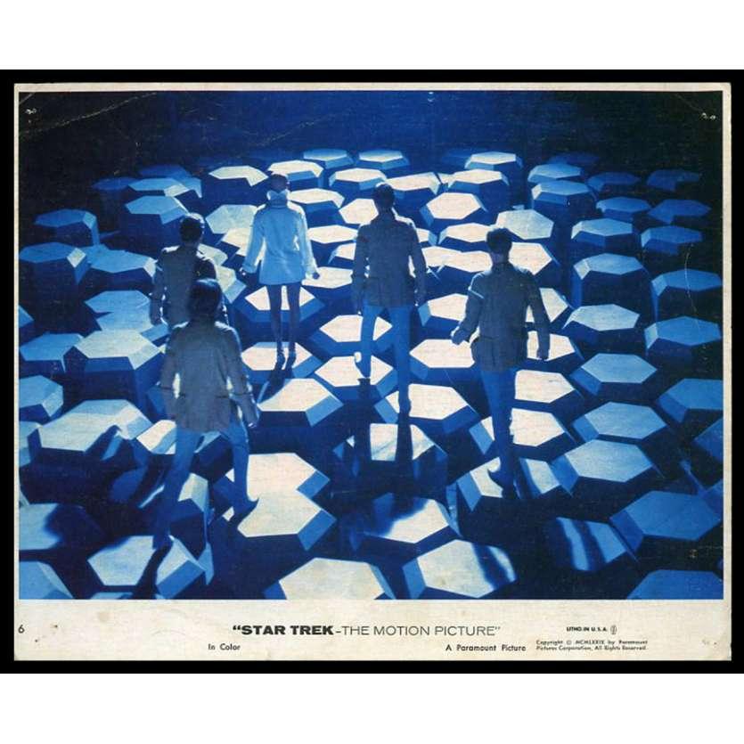 STAR TREK US Lobby Card 8X10 - 1979 - Robert Wise, William Shatner