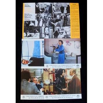 CONFESSIONS Dossier de presse 4p, 5 LC 25x30 - 1971 - Franco Nero, Damiano Damiani
