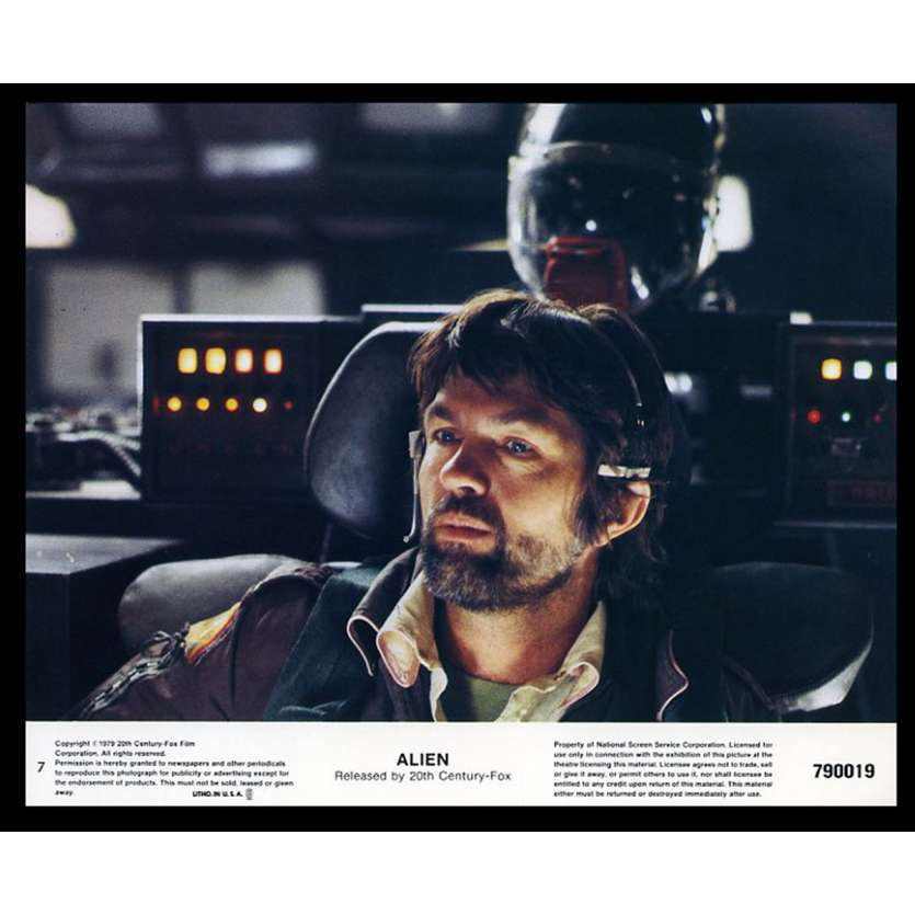 ALIEN Photo du film 20x25 US '79 Ridley Scott LC N7