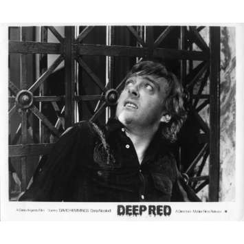 LES FRISSONS DE L'ANGOISSE Photo de presse N1 20x25 - 1974 - David Hemmings, Dario Argento