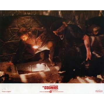 LES GOONIES Photo du film 20x25 - 1985 - Sean Astin, Richard Donner