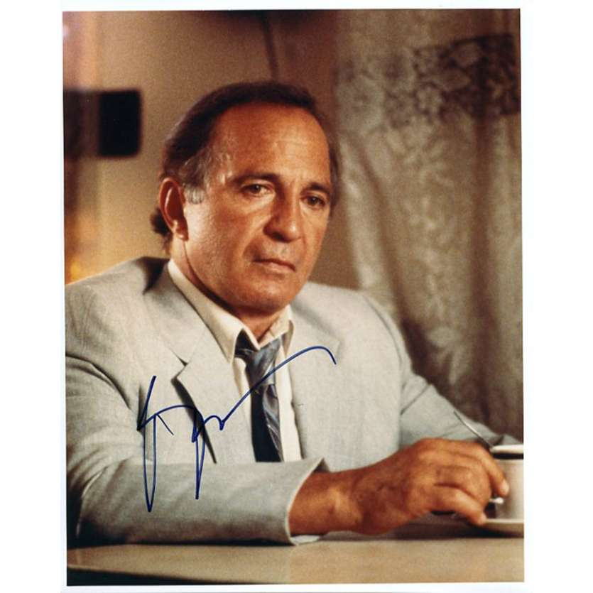 BEN GAZZARA US Signed Still 8x10 - - ,