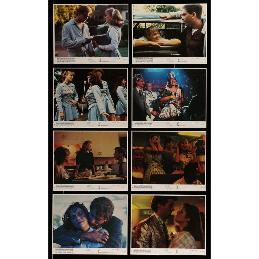 PEGGY SUE GOT MARRIED Lobby Cards 8x10 in. USA - 1986 - Francis Ford Coppola, Kathleen Turner