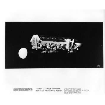 2001 A SPACE ODYSSEY Movie Still N15 8x10 in. USA - R1974 - Stanley Kubrick, Keir Dullea