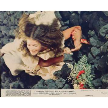CARRIE Photo de film N1 20x25 cm - 1976 - Sissy Spacek, Brian de Palma