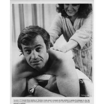 PEUR SUR LA VILLE Photo de presse N2 20x25 cm - 1975 - Jean-Paul Belmondo, Henri Verneuil