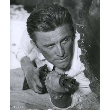 L'OMBRE D'UN GEANT Photo de presse N1 20x25 cm - 1966 - Kirk Douglas, Melville Shavelson