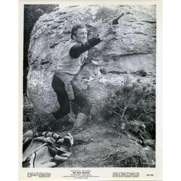 LA CARAVANE DE EFU Photo de presse 20x25 cm - 1967 - Kirk Douglas, John Wayne, Burt Kennedy