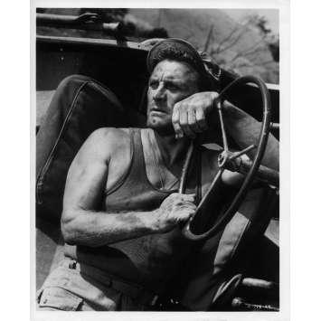 THE HOOK Movie Still N3 8x10 in. USA - 1963 - George Seaton, Kirk Douglas