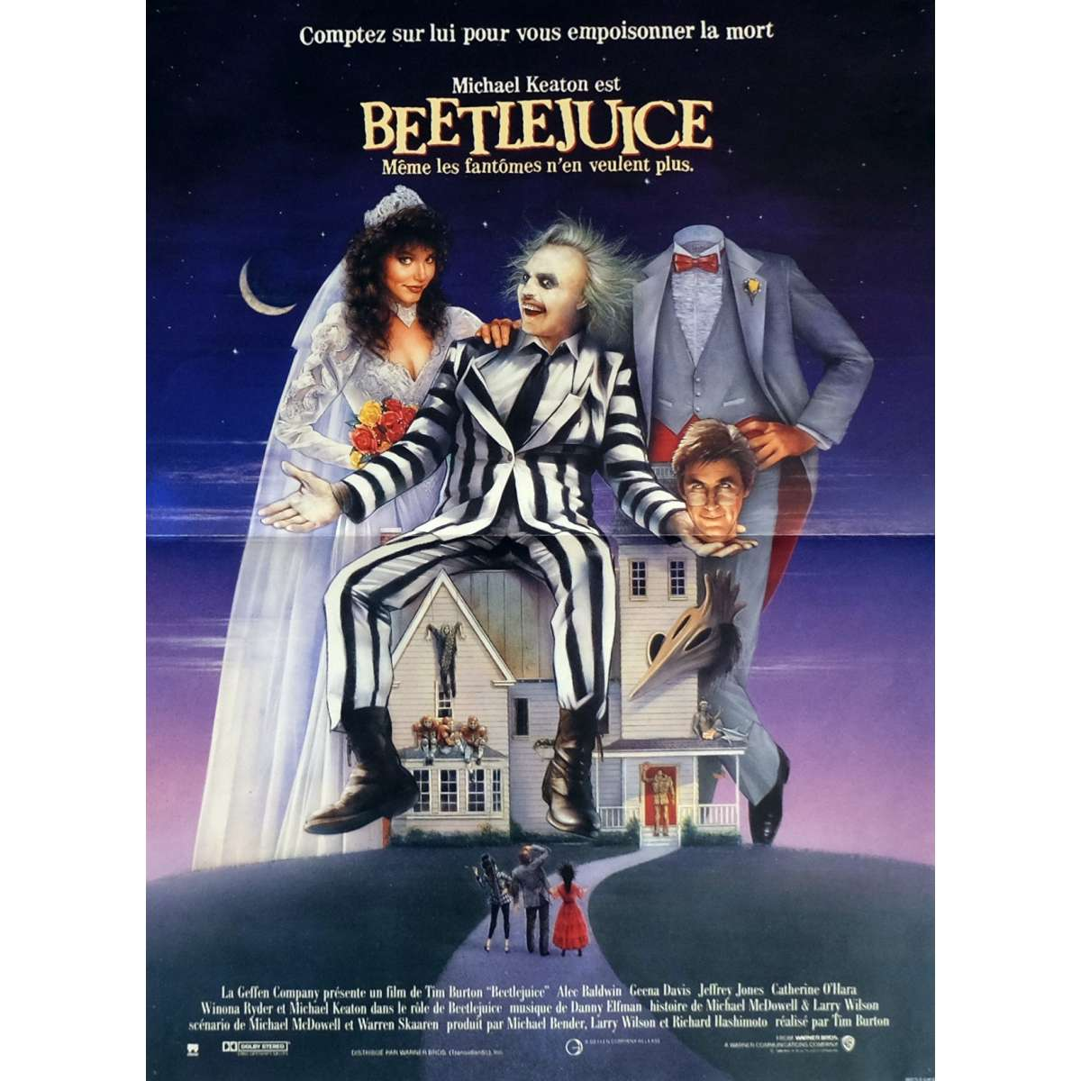 a evaluation of the 1988 tim burtons film in the us Tim burton began drawing at an early age saw it and decided that burton (9/9) movie clip - til death do us part (1988) hd by movieclips.