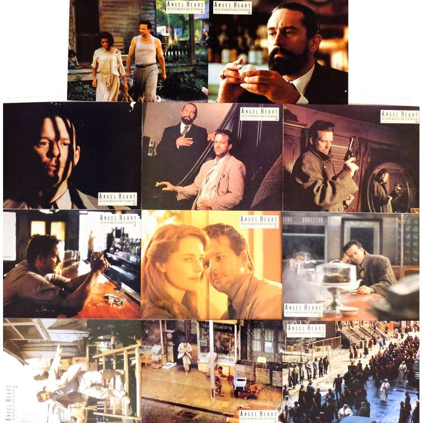 ANGEL HEART Photos de film 21x30 cm - 1987 - Robert de Niro, Alan Parker