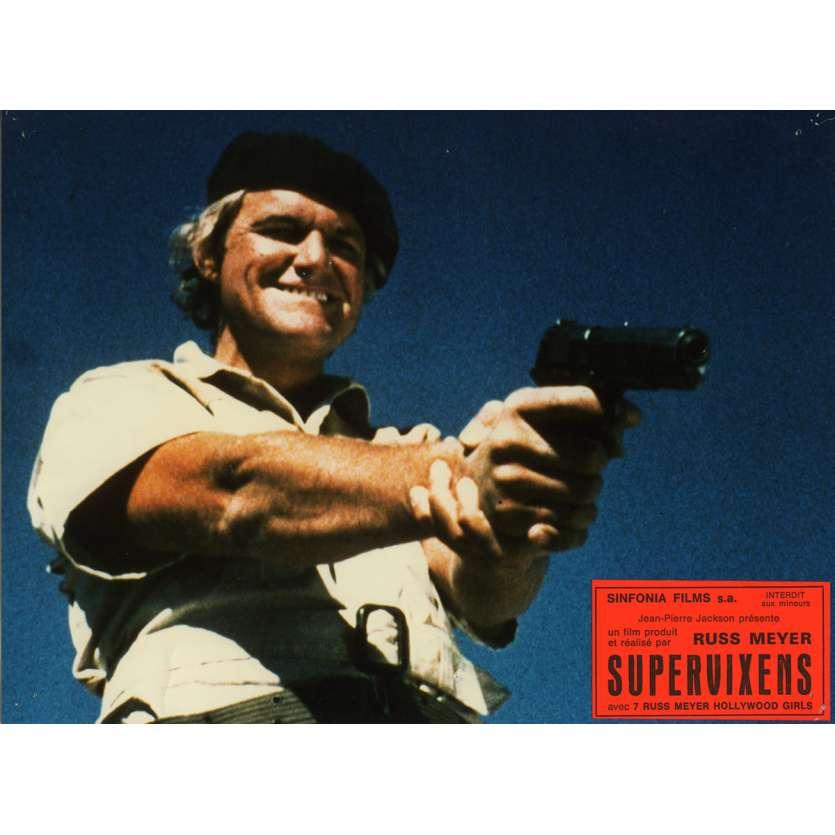 SUPERVIXENS Photos de film N2 18x24 cm - 1975 - Charles Napier, Russ Meyer