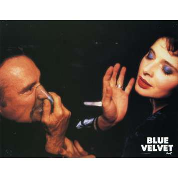 BLUE VELVET Photo de film N10 21x30 cm - 1986 - Isabella Rosselini, David Lynch