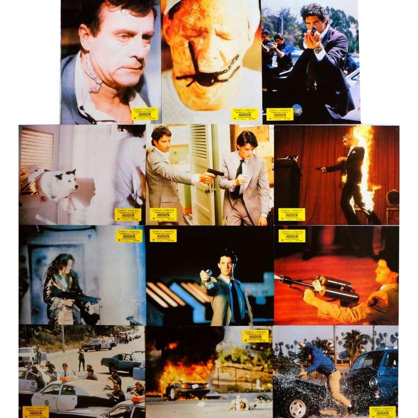 HIDDEN Photos de film x12 21x30 cm - 1987 - Kyle MacLachlan, Jack Sholder