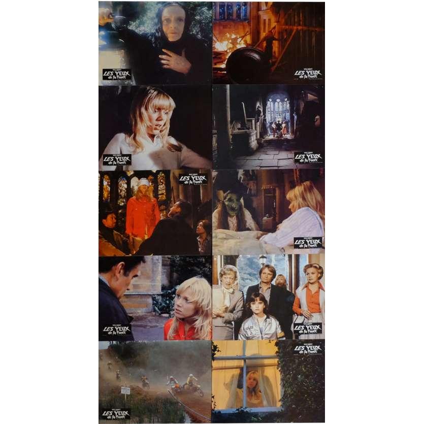 LES YEUX DE LA FORET Photos de film x10 21x30 cm - 1980 - Bette Davis, John Hough