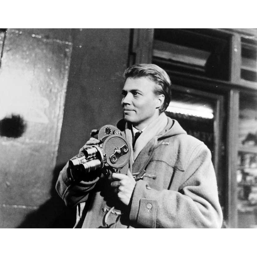 LE VOYEUR Photo de presse N4 21x30 cm - R1970 - Anna Massey, Michael Powell