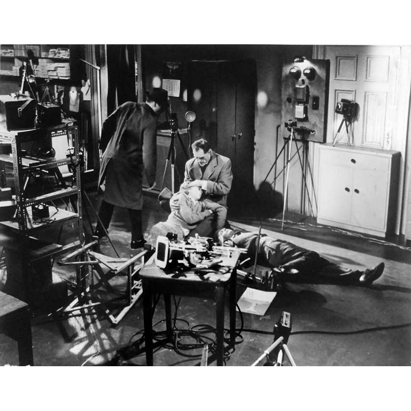 LE VOYEUR Photo de presse N1 21x30 cm - R1970 - Anna Massey, Michael Powell
