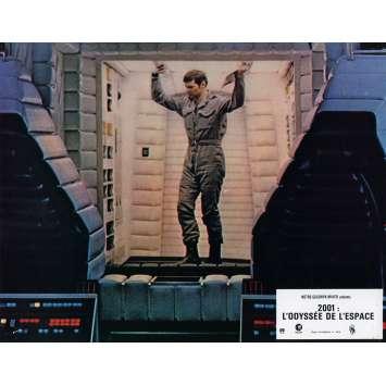 2001 L'ODYSSEE DE L'ESPACE Photo de film N4 21x30 cm - 1970 - Keir Dullea, Stanley Kubrick