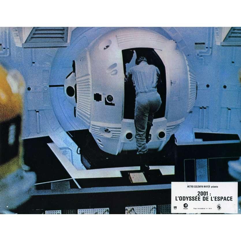 2001 L'ODYSSEE DE L'ESPACE Photo de film N6 21x30 cm - 1970 - Keir Dullea, Stanley Kubrick