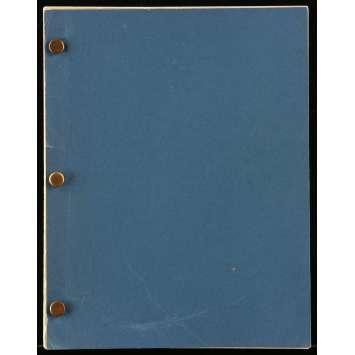 RENCONTRES DU 3E TYPE Scénario 100 pages 21x30 cm - 1977 - Richard Dreyfuss, Steven Spielberg