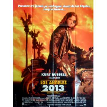 ESCAPE FROM L.A. Movie Poster 47x63 in. French - 1996 - John Carpenter, Kurt Russel